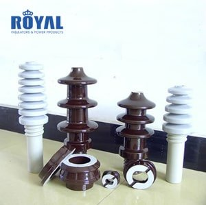 Porcelain Transforme Bushings Insulator