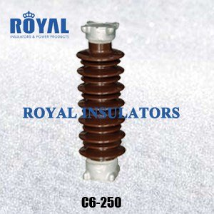 C6-250 STATION POST INSULATORS