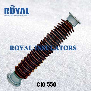 C6-550 C8-550 C10-550 C12.5-550 110kV Station Post Insulators