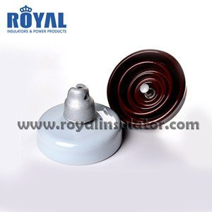 80kN 11KV disc insulator porcelain suspension insulator XHP-80