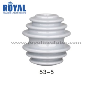 Porcelain Spool Insulators 53-5