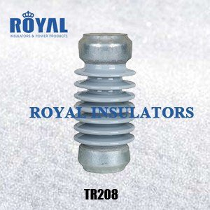 TR208 Porcelain Solid core post insulators