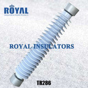 TR286 PORCELAIN STATION POST INSULATORS