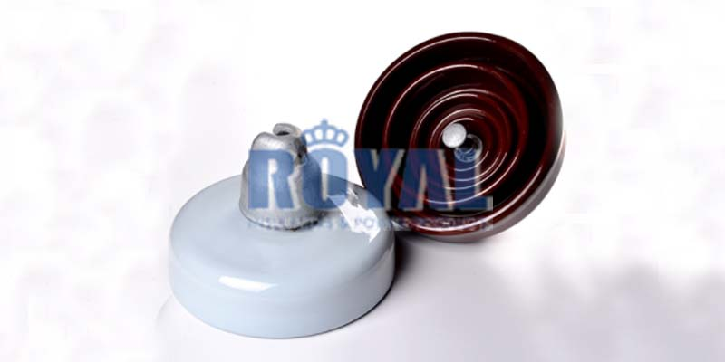FOG TYPE DISC SUSPENSION INSULATOR