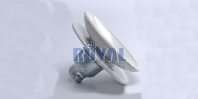 anti pollution type disc suspension disc insulator